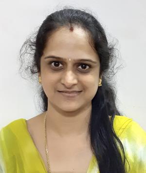 Mrs.  Bavitha K. B.